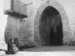 Portal de San Gregorio Beceite Teruel