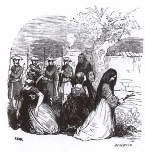 Beceite Mujeres fusiladas en el martinete