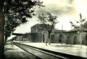 Estación Alcañiz