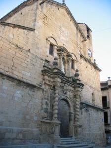 Iglesia de San Bartolome Beceite Teruel 1